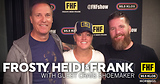 Frosty, Heidi and Frank with guest Craig Shoemaker
