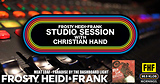 FHF Studio Session With Christian James Hand 2/4/19
