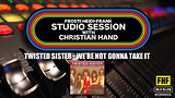 FHF Studio Session With Christian James Hand 2/17/20