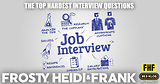 The Top Hardest Interview Questions